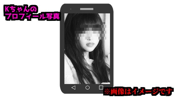 マッチングアプリのプロフィール写真