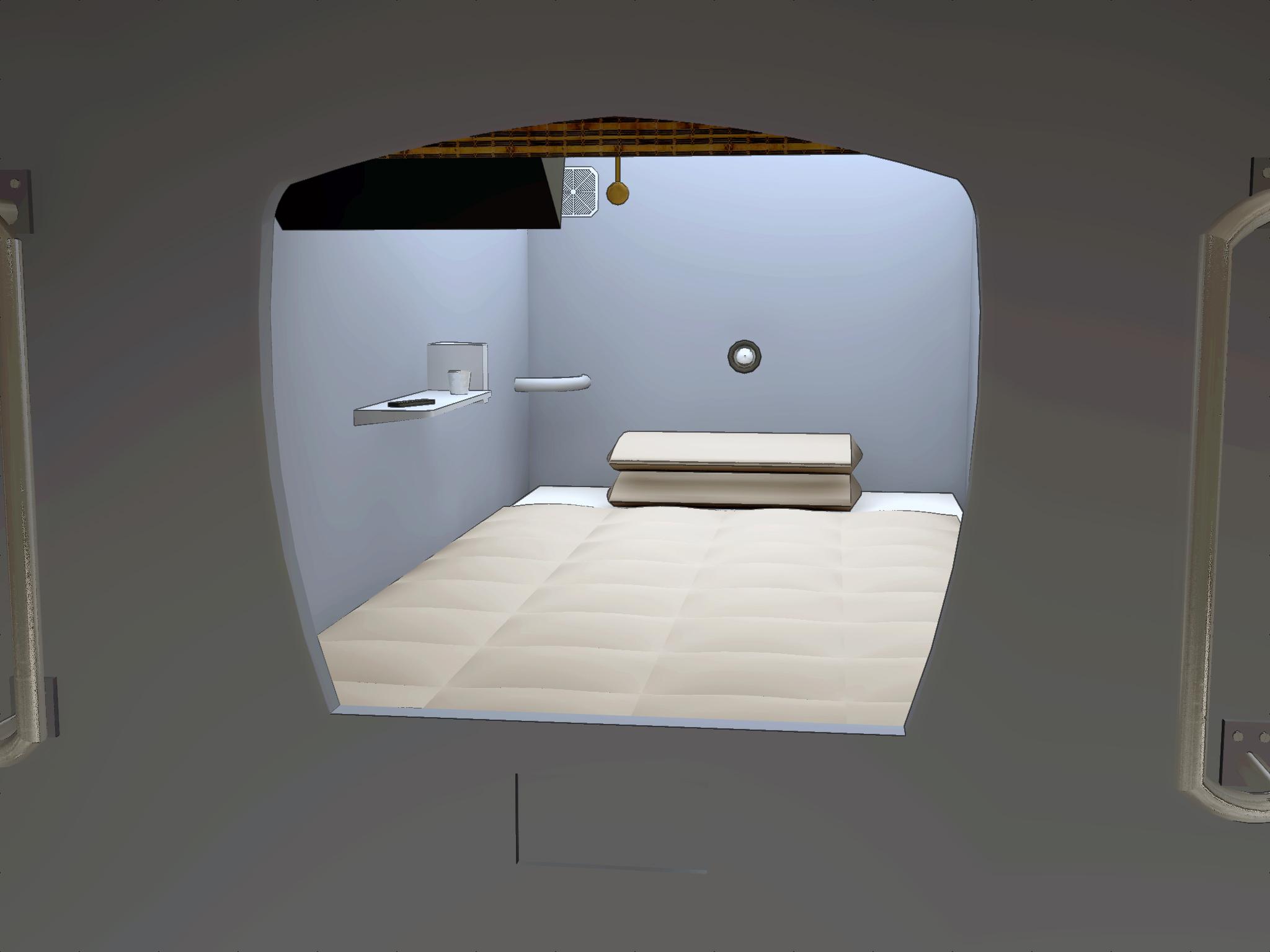 「超快適!カプセルホテルに泊まるなら持って行きたい便利アイテム」のアイキャッチ画像