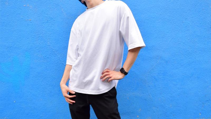 「Tシャツ2枚だけでこの夏を乗り切った話【無駄な洋服代を削減しよう】」のアイキャッチ画像